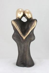 Bronzefigurer til salg